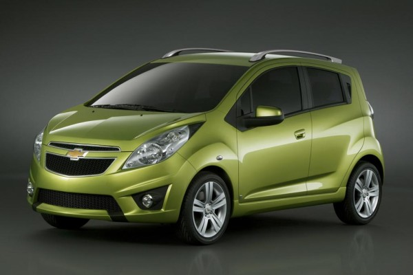 Chevrolet Spark: Frecher Angriff des Einsteigerautos