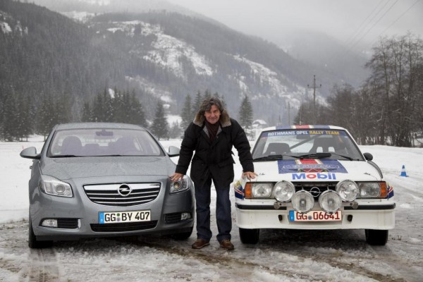 Christian Geistdörfer Opels neuer Markenbotschafter