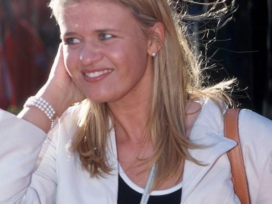 Corinna Schumacher steht hinter dem Comeback: Feuer brennt wieder