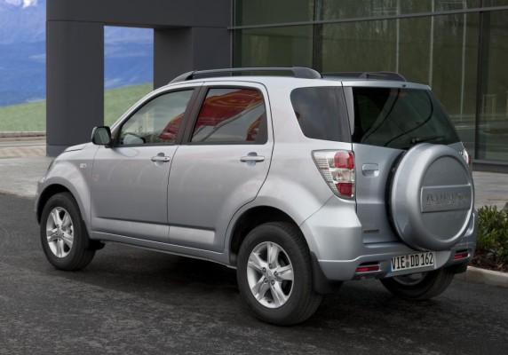 Daihatsu bietet den Terios als Sondermodell ''Limited'' an