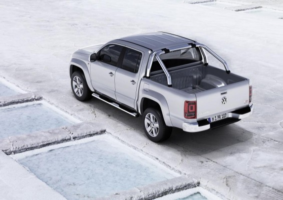Das ist die Härte - Amarok-Einsatz bei der Rallye Dakar