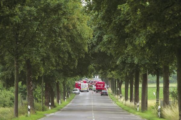 Datenblätter können nach Verkehrsunfall Leben retten