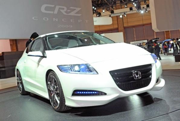 Delhi Motor Show: Honda präsentiert neue Kleinwagenstudie