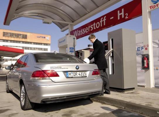 Dementi: BMW bleibt beim Wasserstoff