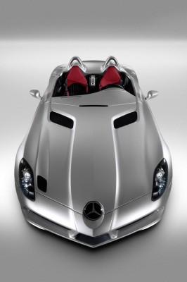 Die letzen Exemplare des Mercedes SLR rollen vom Band
