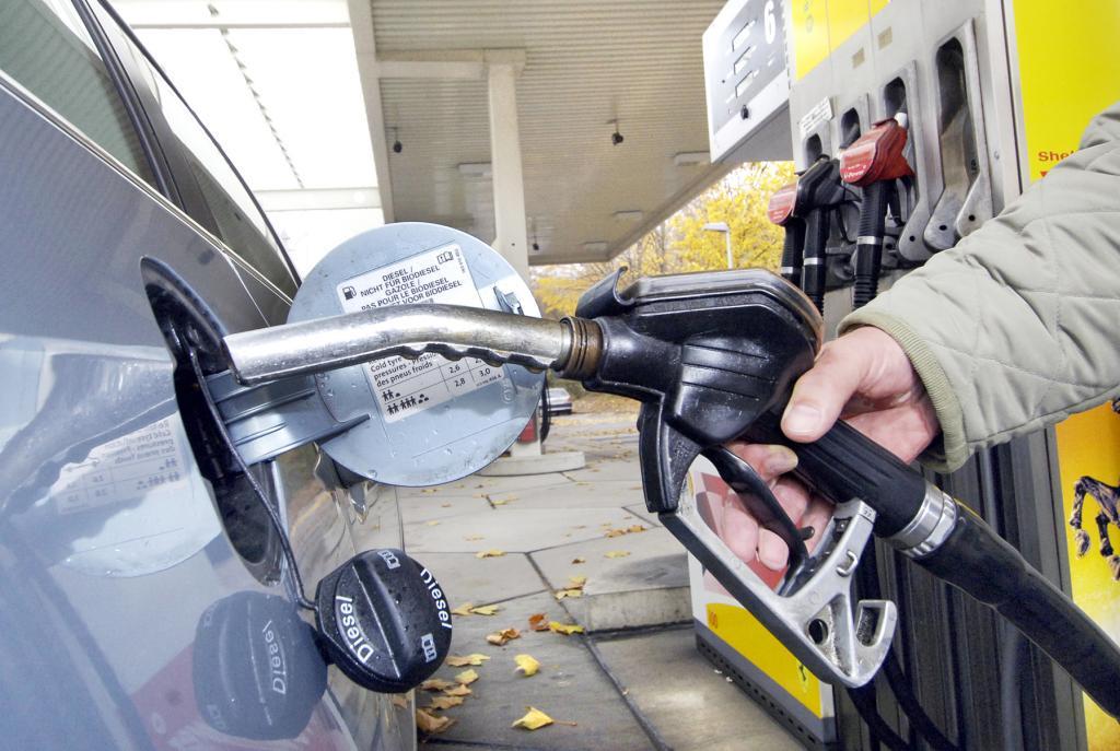 Dieselpreis auf Jahreshoch