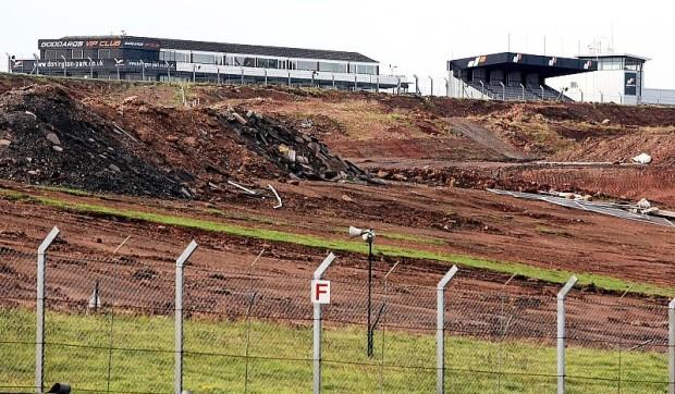 Donington ohne Investor: Den Landbesitzern zurückgegeben