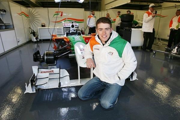 Erfolgreicher F1-Test für Mercedes-Piloten: Immer vorne dabei
