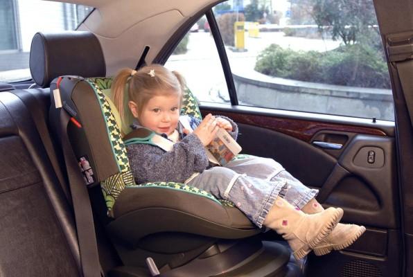 Europcar: Premium-Kindersitze – mit und ohne Auto zu mieten