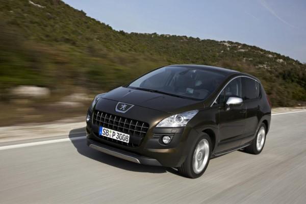 Fahrbericht Peugeot 3008: Stilmix für die Kompaktklasse