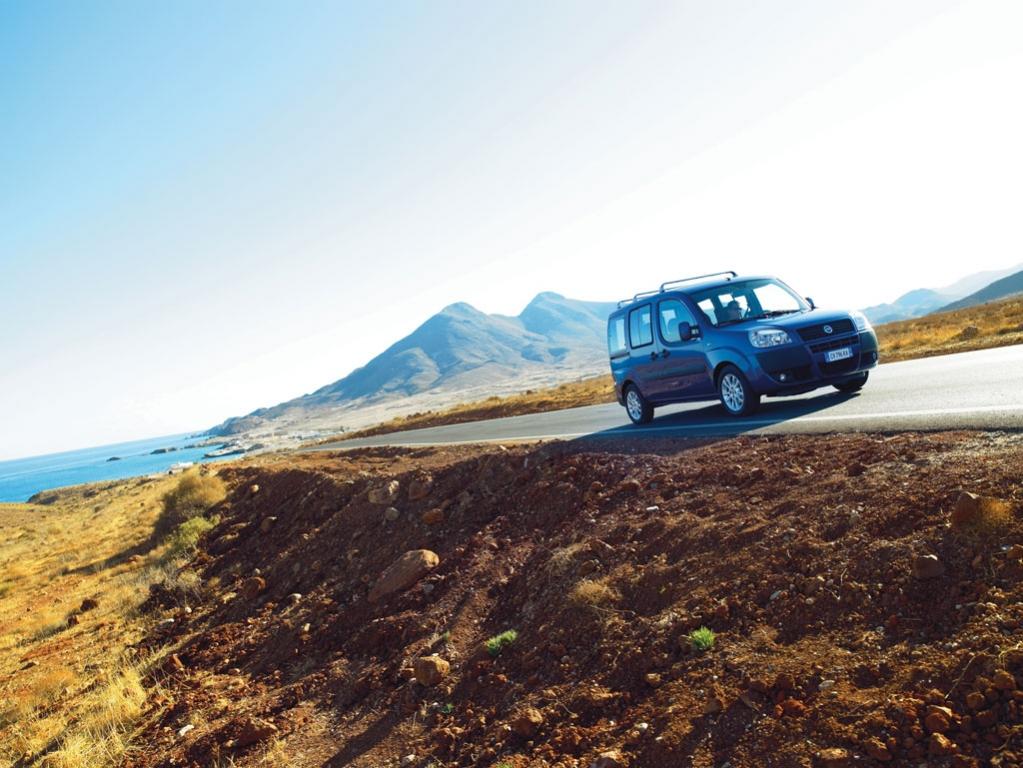 Fiat Doblo: Kleintransporter mit Familiensinn  - Bild(16)