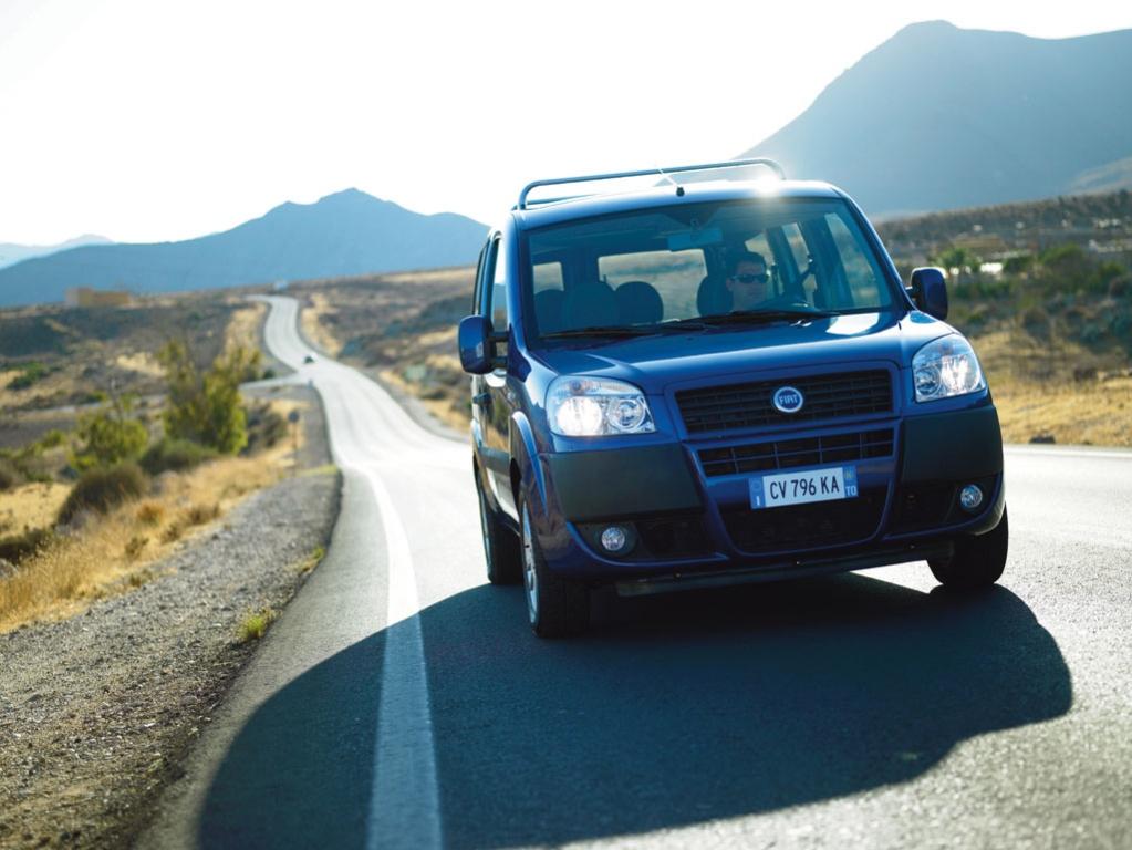 Fiat Doblo: Kleintransporter mit Familiensinn  - Bild(17)
