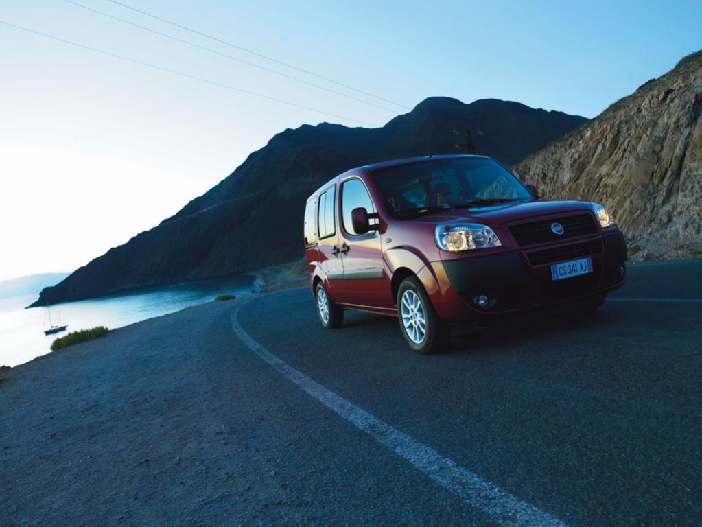 Fiat Doblo: Kleintransporter mit Familiensinn  - Bild(18)