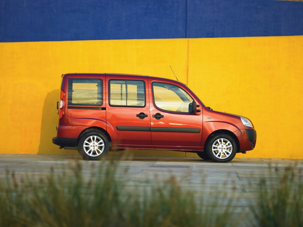 Fiat Doblo: Kleintransporter mit Familiensinn  - Bild(19)