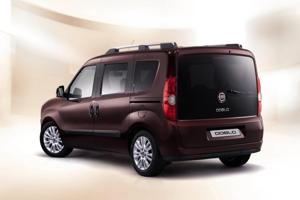 Fiat Doblo: Kleintransporter mit Familiensinn  - Bild(2)