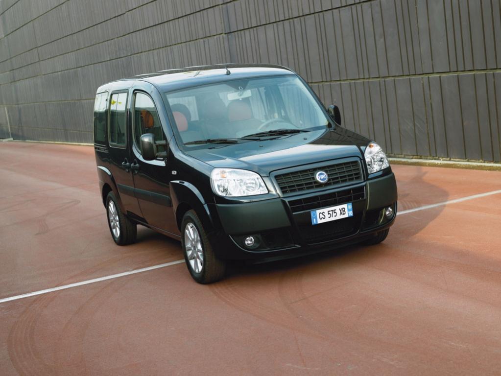 Fiat Doblo: Kleintransporter mit Familiensinn  - Bild(20)