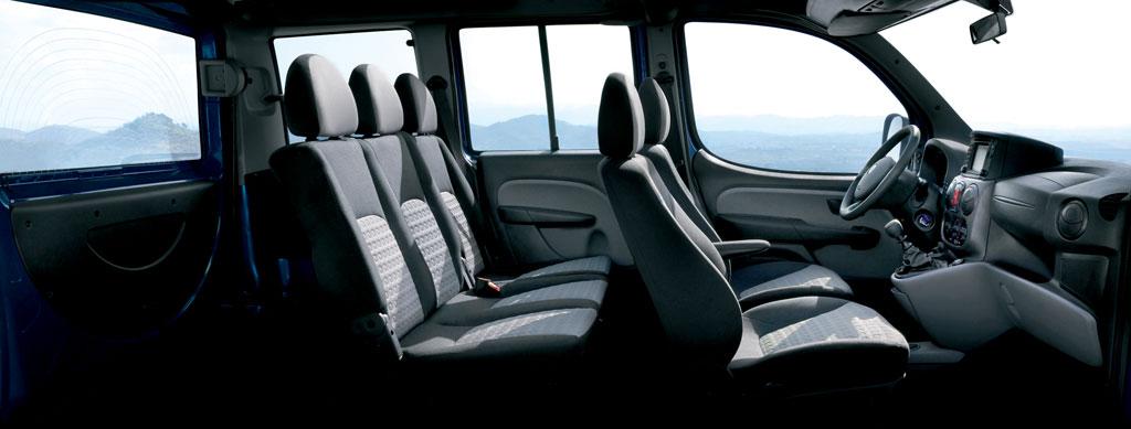 Fiat Doblo: Kleintransporter mit Familiensinn  - Bild(22)