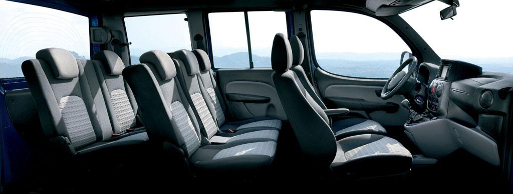 Fiat Doblo: Kleintransporter mit Familiensinn  - Bild(23)