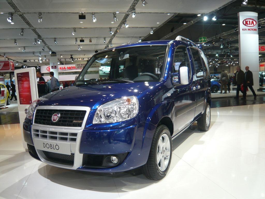 Fiat Doblo: Kleintransporter mit Familiensinn  - Bild(24)