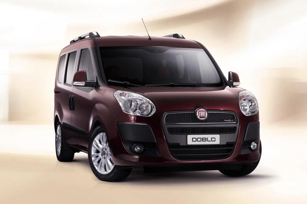 Fiat Doblo: Kleintransporter mit Familiensinn  - Bild