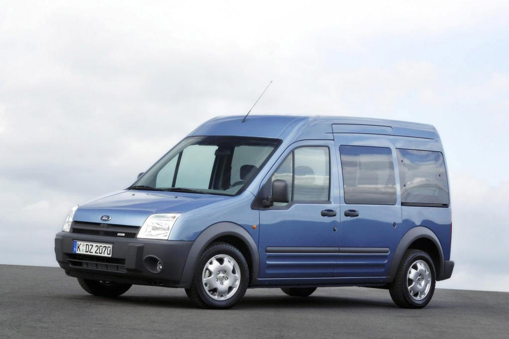 Ford Tourneo Connect ist ''Handicapmobil 2010''