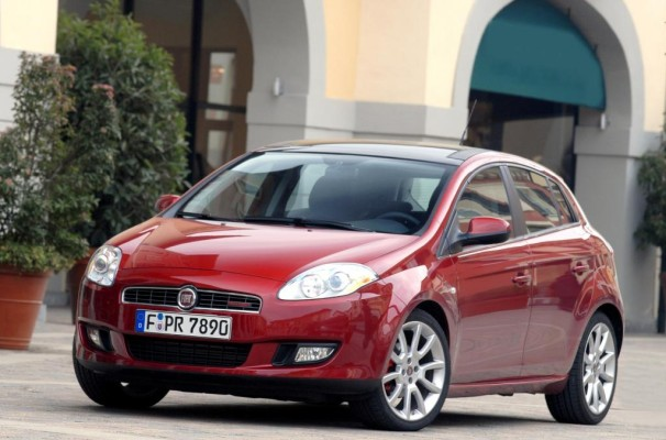 Geleaste Fiat Bravos fahren klimaneutral