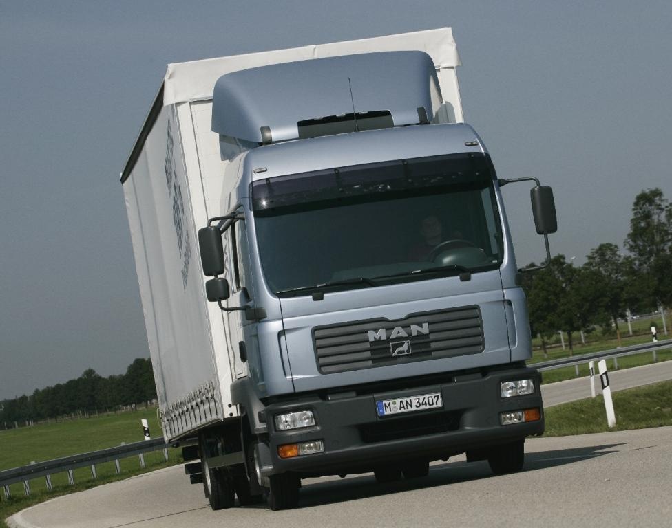 Herber Rückgang im Güterverkehr