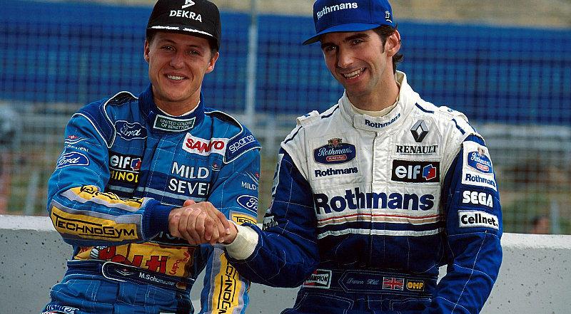 Hill: Schwierige Momente für Schumacher: FIA muss aufpassen