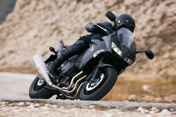 Honda CBF1000F mit ABS für 10.890 Euro