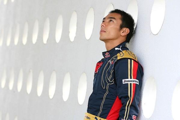 Kein Platz bei Lotus für Sato: Das Bild eines Asiaten