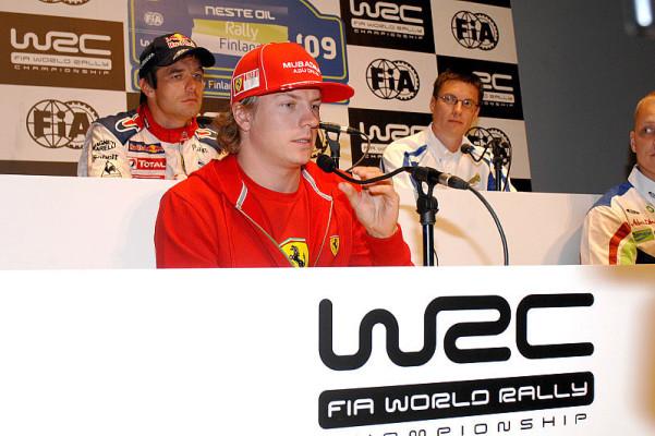 Kimi Räikkönen startet bei Arctic Lapland Rallye: Vorbereitung auf bekanntem Terrain