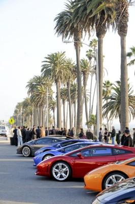 Lamborghini eröffnet Fashion-Boutique in Los Angeles