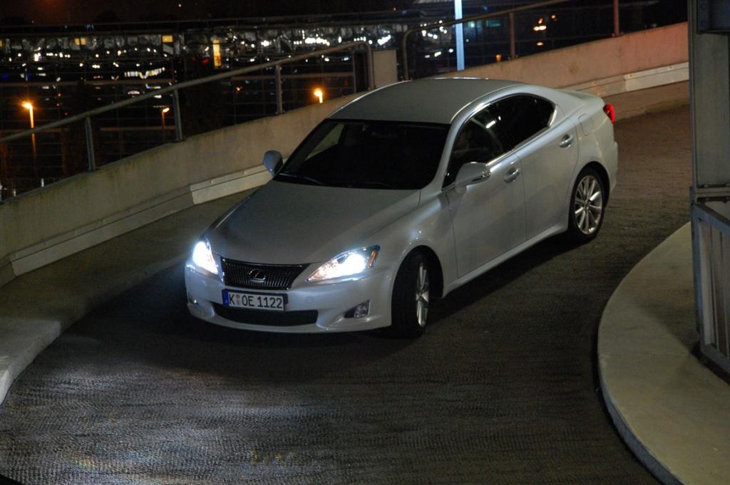 Lexus IS 250 - Bild(11)
