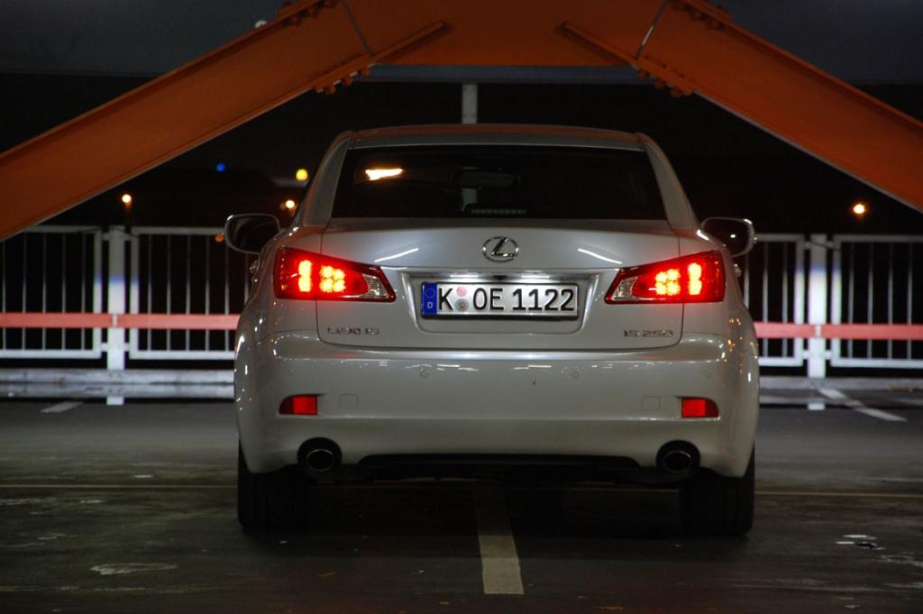 Lexus IS 250 - Bild(13)