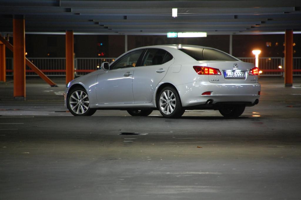 Lexus IS 250 - Bild(14)