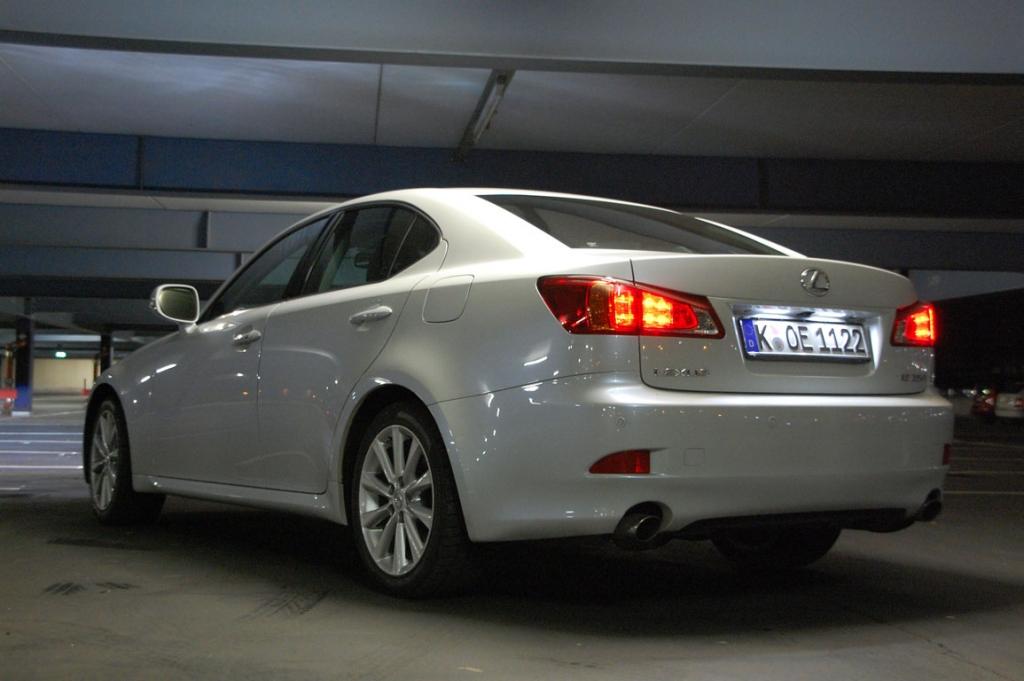 Lexus IS 250 - Bild(3)