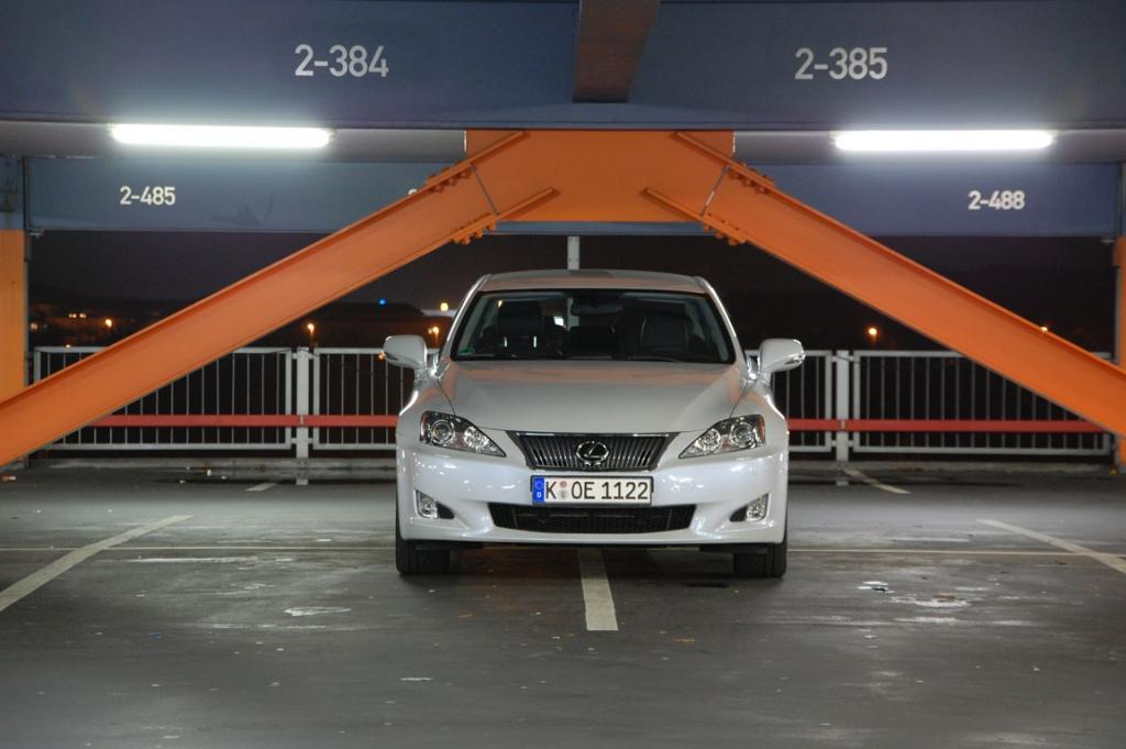 Lexus IS 250 - Bild(4)