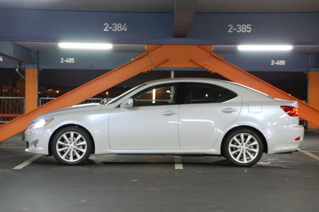 Lexus IS 250 - Bild(5)