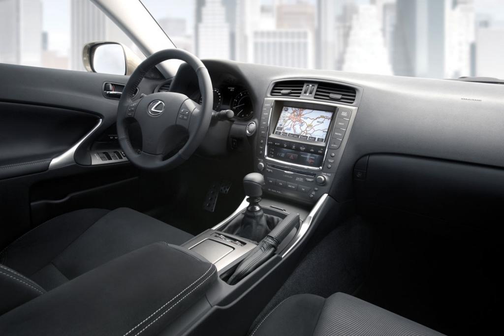 Lexus IS 250 - Bild(6)