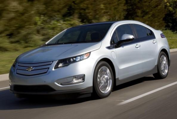 Los Angeles 2009: Chevrolet Volt kommt zuerst nach Kalifornien