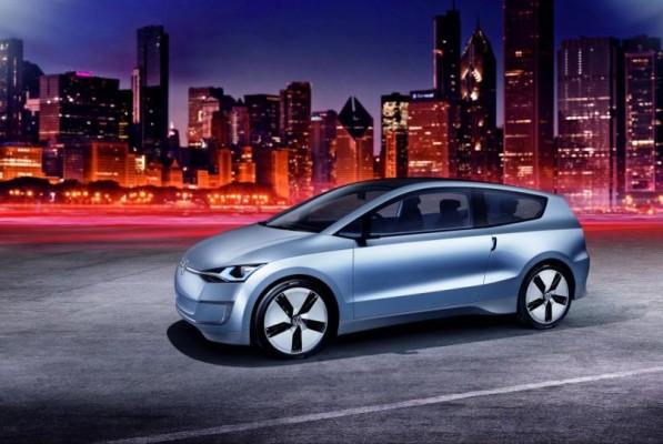 Los Angeles 2009: Volkswagen Up Lite ist der sparsamste Viersitzer der Welt