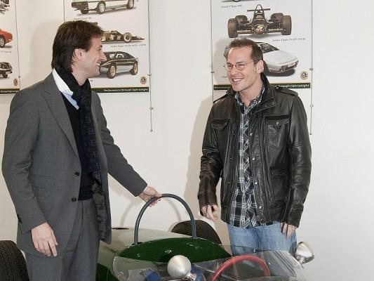 Lotus verhandelt noch: Villeneuve eine Variante