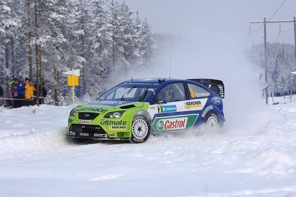 Marcus Grönholm: WRC-Comeback in Schweden: Zurück zur Sagem-Etappe