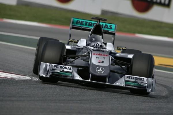 Mercedes GP schließt Vertrag mit Petronas
