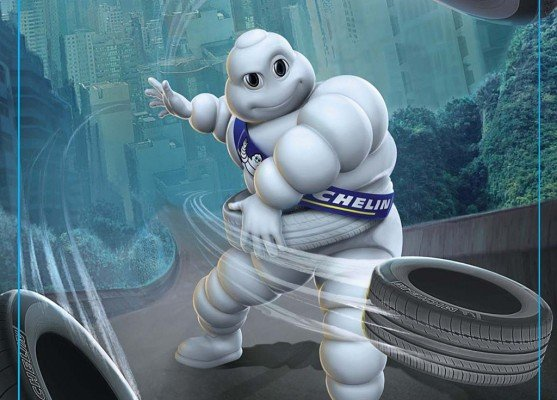 Michelin-Reiseführer wird hundert
