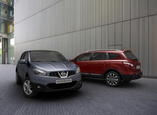Modellpflege für Nissan Qashqai