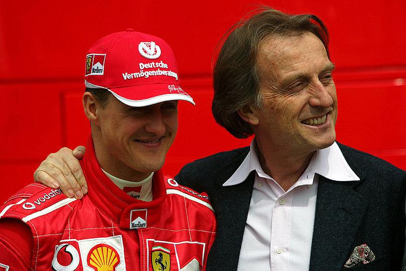 Montezemolo glaubt an Schumacher-Rückkehr: Er war zerstört