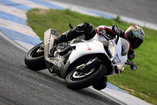 Motorrad-Präsentation Aprilia RSV4R: Edelrenner aus Italien
