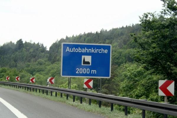 Nach der Autobahnkirche gelassener ans Steuer