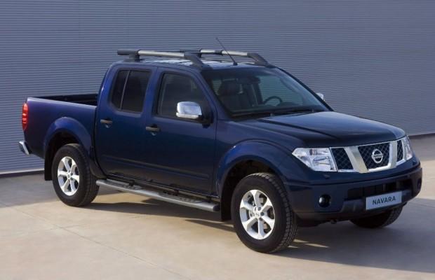Nissan Navara Double Cab 2.5 dCi: Charakterkopf